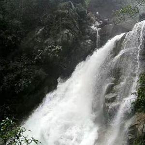 青龙大瀑布旅游景点攻略图
