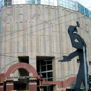 西雅图艺术博物馆旅游景点攻略图