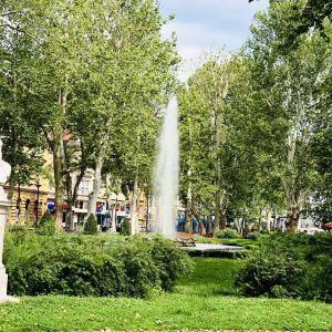 Park Zrinjevac旅游景点攻略图