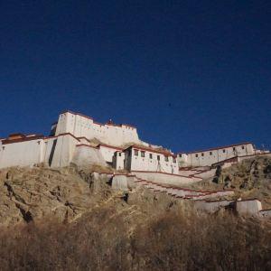 江孜宗山古堡旅游景点攻略图