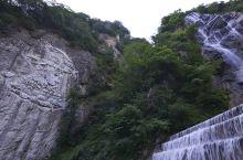 莲花峰瀑布4