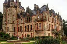 梦幻城堡地——Belfast Castle  大概每个女孩子都希望在城堡里举行婚礼吧,嫁给自己中意的