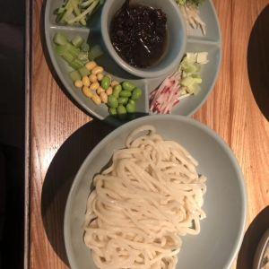 四季民福炸酱面馆(前门大栅栏店)旅游景点攻略图