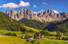 你去过的意大利可能是假的丨多洛米蒂(内附航拍视频)