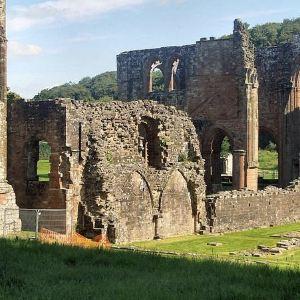 Furness Abbey旅游景点攻略图