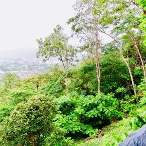 考朗山旅游景点攻略图