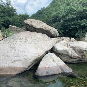 九水游览区旅游景点攻略图