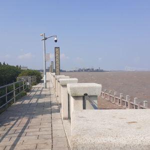 秦山核电站旅游景点攻略图