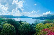 安利一个日本小众的富士山观景台 这个暑假,闺密约上我一起来到了日本,我们在日本的第一站就去到了箱根的