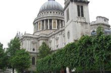 英国第一大教堂:圣保罗大教堂