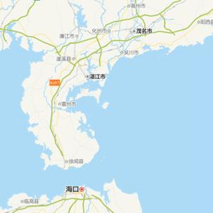 湛江游记图文-去中国的最南端,自驾在湛江