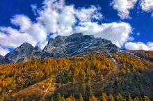 秋天的川西,金黄色的童话世界,如果说新西兰太远,那么川西正好!(川西五天小环线)