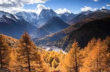 秋天里的童话世界,带你走进香巴拉的理想国——香格里拉