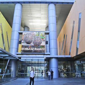 昆士兰州立图书馆旅游景点攻略图