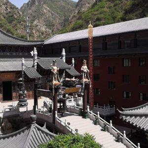 白瀑寺旅游景点攻略图