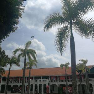 新加坡杜莎夫人蜡像馆旅游景点攻略图