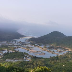 海南铜鼓岭景区旅游景点攻略图
