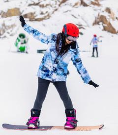 [安吉游记图片] 安吉云上草原滑雪记,属于江南的滑雪速度与激情