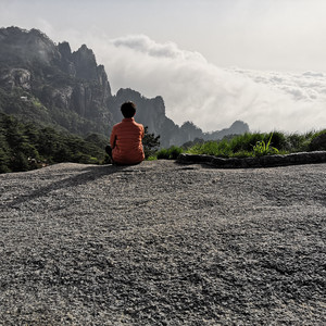 黄山游记图文-黄山归来不看岳,莲花归来不看峰