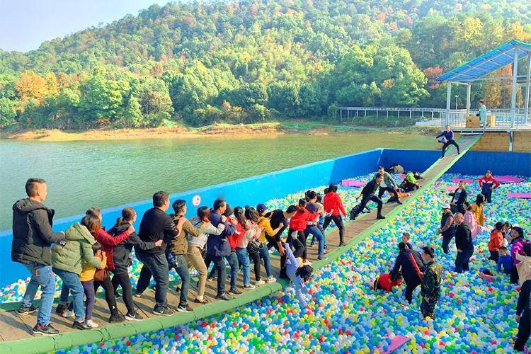 馬仁奇峰風景區