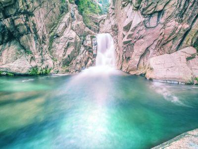 Zhangshan Grand Canyon