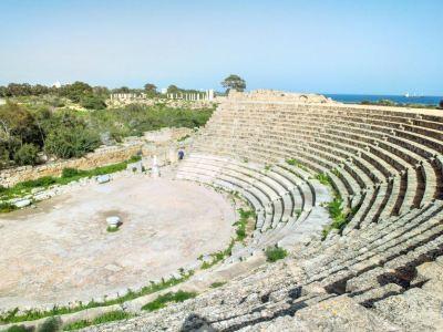 Salamis Ancient City