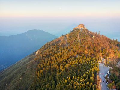 南岳衡山風景名勝区