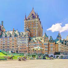魁北克城图片