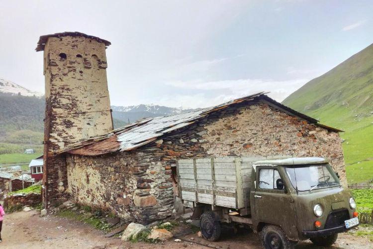 Ushguli ethnographic Museum