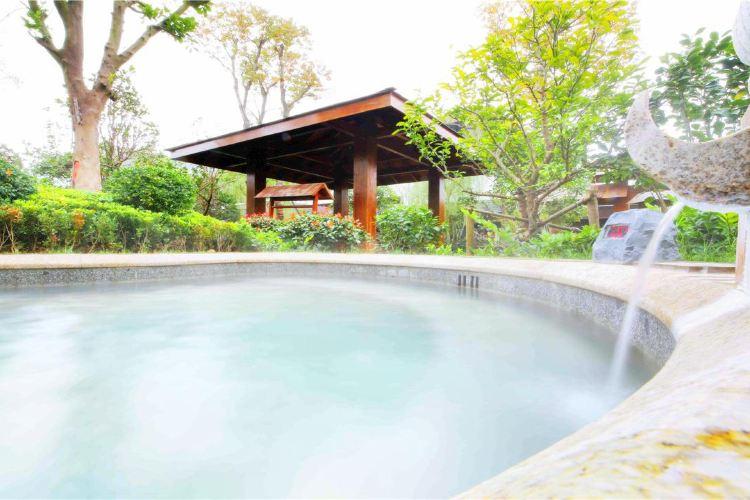 Mount Chui Tianmu Hot Spring Resort
