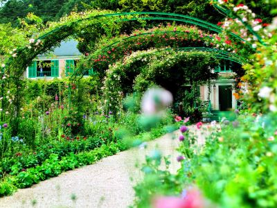 Claude Monet's House and Gardens