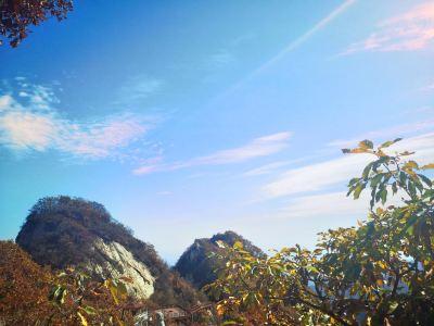 Nanyang Wuduo (Five) Mountain Scenic Area