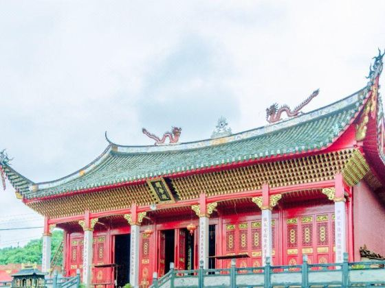 Jianou Taibao Tower