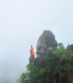 [九华山游记图片] 灵山开九华、烟雨行自在——九华山二日半自助游