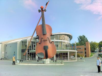 The Big Fiddle