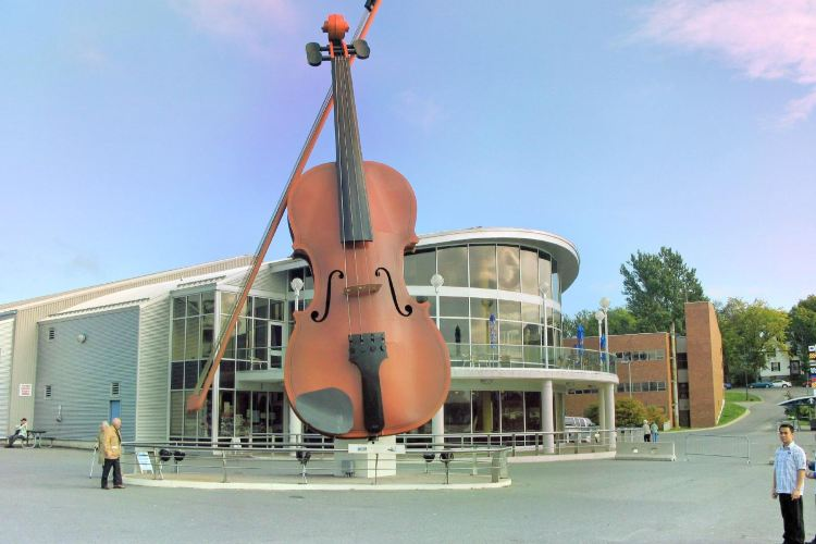 The Big Fiddle