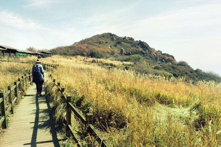 Yesanpo White Grass Scenic Area