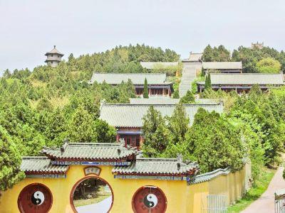 Bagongshan Scenic Area in Shou County