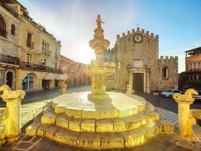 Fontana di piazza Duomo