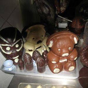 可可和巧克力博物馆旅游景点攻略图