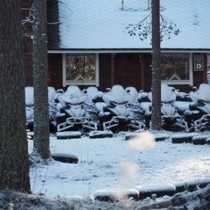 Santa's House of Snowmobiles旅游景点攻略图