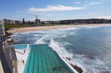 Bondi海滩就是实现你面朝大海春暖花开梦想的地方