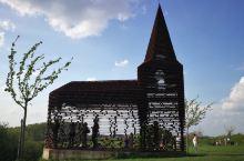 🇧🇪比利时最独特的建筑-不已言喻的教堂-感受宁静的力量