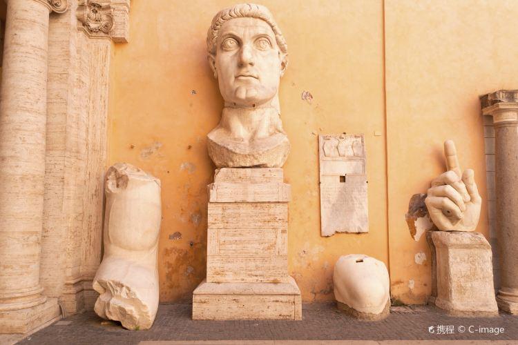 卡皮托里尼綜合博物館 1