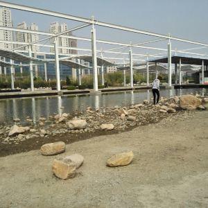丁家河公园旅游景点攻略图