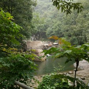 祥龙谷景区旅游景点攻略图