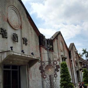 台中文化创意产业园区旅游景点攻略图