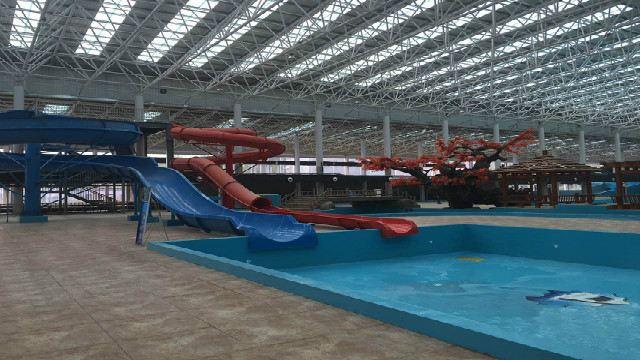 Mount Xiaoling Water World3