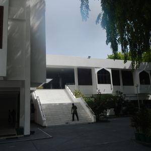 国家博物馆(老)旅游景点攻略图