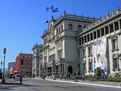 Palacio Nacional de la Cultura